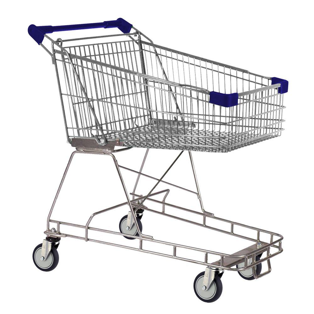 shopping trolley 4 wheels