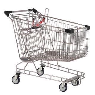 212 Litre Black Shopping Trolley Cart - T212-ZSSSS33331.jpg
