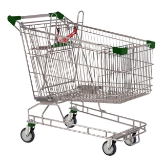 212 Litre Green Shopping Trolley Cart - T212-ZSSSS44441.jpg