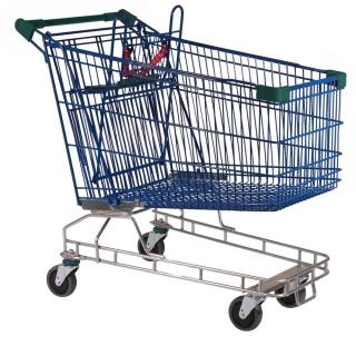 212 Litre Nylon Shopping Trolley D-Green- T212-NSSSS55551.jpg