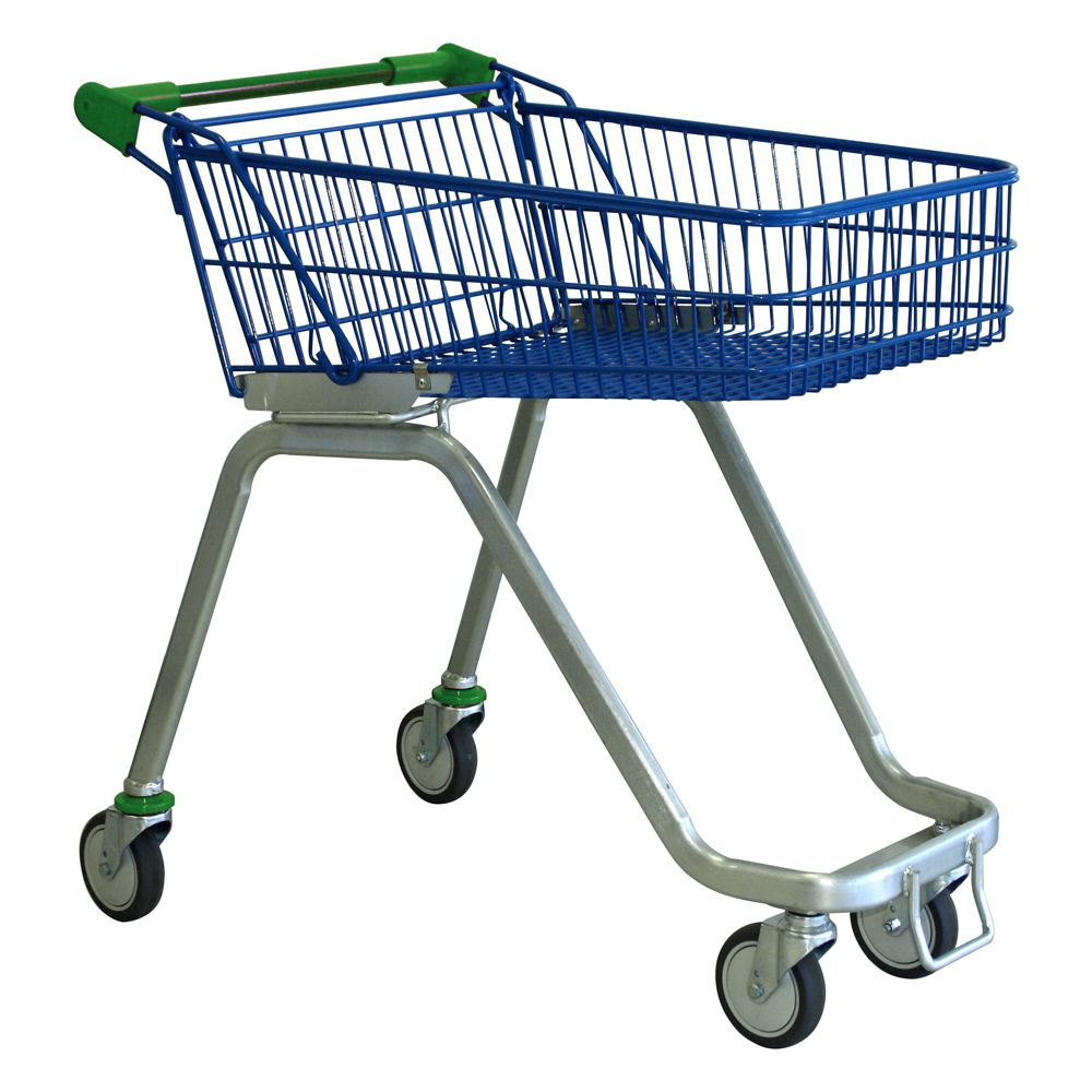 supermarket trolley price