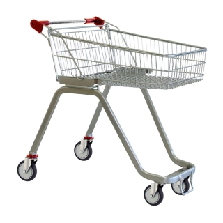 70 Litre Supermarket Shopping Trolley - T070-ZSSSS10110.jpg
