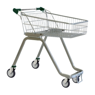 70 Litre Supermarket Shopping Trolley Cart - T070-ZSSSS50550.jpg