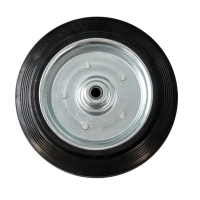 Black Rubber Wheel - BKS25050R.jpg