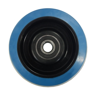 Blue Rubber Wheel 100X36 - BP10036B(F).jpg