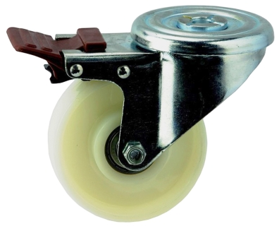 Bolt Hole Mount Swivel Castor - J2ZHT10035-NNB.JPG