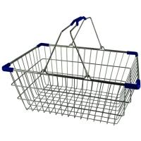 Chrome Plated Wire Shopping Basket - BSK-031M-BLU.jpg