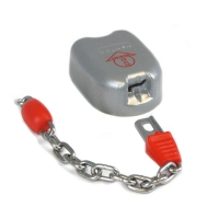 Coinlock 14 Link Chain - .Q-COINLOCK14L-RED.jpg