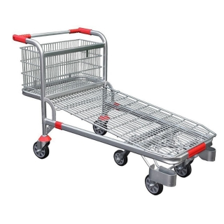 Flat Deck Warehouse Trolley With BAsket - W091-ZSSSS10000.jpg