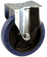 Heavy Duty Castor With Blue Rubber Wheel - SZR20050-BPB.jpg