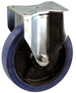 Heavy Duty Castor With Blue Rubber Wheel - SZR20050-BPB.jpg