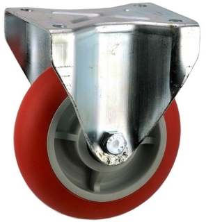 Heavy Duty Rigid Castor With Polyurethane Wheel - SZR15050-UPRB.jpg
