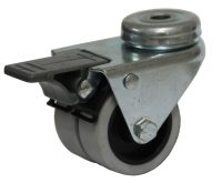 Light Duty Bolt Hole Mount Castor - LZHT05020-2TPP.JPG