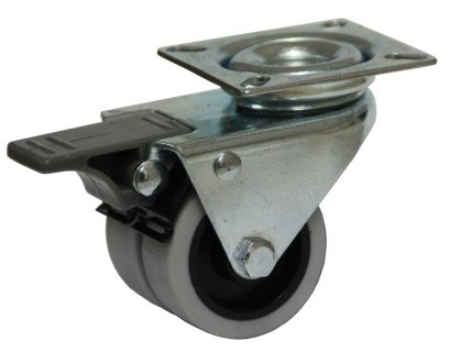 Light Duty Plate Mount Castor - LZST05020-2TPP.jpg