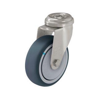 Light Duty SS Swivel Castor (Bolt hole, TPE Wheel)-BKPXA_TPA_101KD.jpg
