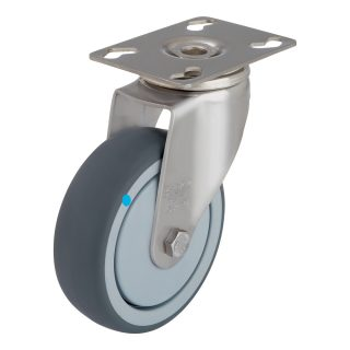 Light Duty SS Swivel Castor (TPE Wheel)- LKPXA_TPA_101KD.jpg
