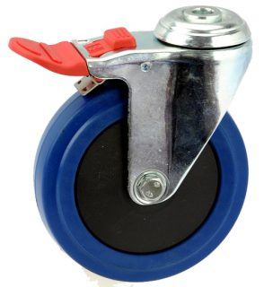 MEDIUM DUTY ZINC PLATED BOLT HOLE BLUE RUBBER TOTAL LOCK - MZHT12532-BPB.jpg