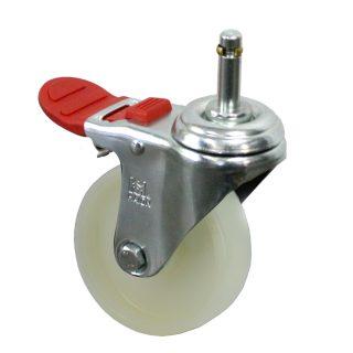 Medium Duty Castor (Grip Neck+BRAKE, NYLON)- MZ4GT10032-NNI.jpg