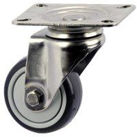 Medium Duty Stainless Steel swivel Plate Mount Caster - MSS07532-UPB.jpg
