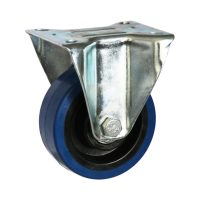 Medium Duty Steel Castor (Rigid PLATE, BPB Wheel) -DZR10036-BPB.jpg