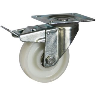 Medium Duty Steel Castor (SWL plate, Nylon Wheel) - DZST10036-NNB.jpg