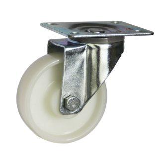 Medium Duty Steel Castor (swl PLATE, NYLON Wheel) -DZS10036-NNP.jpg