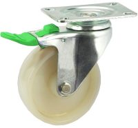 Medium Duty Swivel Caster With Directional Lock Brake - MZSD10032-NNI.JPG