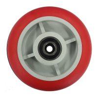 PU Rounded (Red) Wheel 150x50 - UPR15050B.jpg