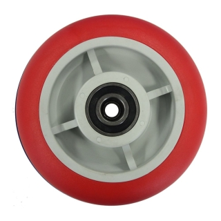 PU Rounded (Red) Wheel 150x50 - UPR15050B.jpg