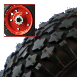 Pneumatic Wheel Steel Rim Two Piece STUD Tread - PS2STUD350X4F20.jpg