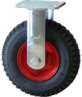 Rigid Plate Mount Foam Filled Castor with 250mm Rim - PZF250X4-FS.jpg