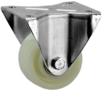 S Series Heavy Duty Rigid Caster With Nylon Wheel - SZR10050-NNB.jpg