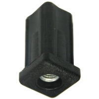SQUARE KNOCK IN INSERT WITH ZINC THREAD - TTIS25-M10S.JPG