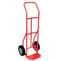Single Gas Bottle Hand Truck - HQ-270BOT1.JPG