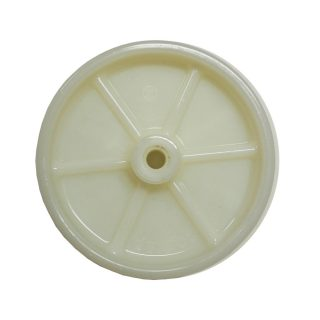 Solid Nylon Wheel 100X25 - NN10025P.jpg