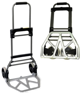 Strong Light Weight Foldable Hand Truck - HQ-100SAF.JPG