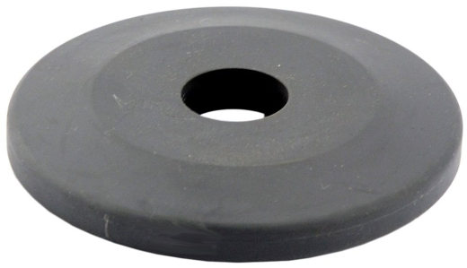 THERMOPLASTIC RUBBER LEG BUFFER  DRESS CAP - TDC255-RD.jpg