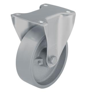 Temp resistant Blickle Castor (Rigid Plate, Cast Iron Wheel) - BI-G80G.jpg