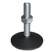 ZINC THREADED FIXED NYLON FOOT - AFF850-40Z.jpg