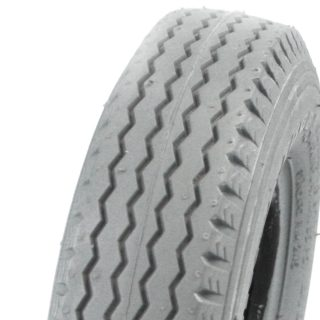 Grey Foam Filled Tyre - Power Edge Tread.JPG