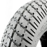 Grey Pneumatic Tyre - Durotrap Tread.JPG
