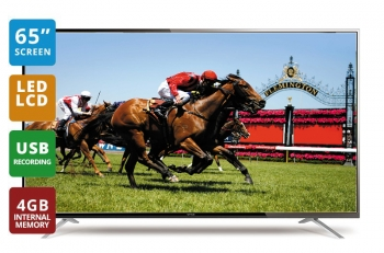 "Win a 65"" UltraHD Smart TV for Melbourne Cup* – WINNER RELEASE"