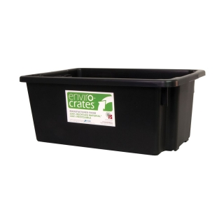 52L RECYCLED STACKING NESTING CRATE - Q-AP10R-BLK.jpg