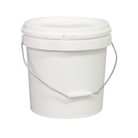 5L PAIL WITH LID & PLASTIC HANDLE - Q-AP5LP-WTE.jpg