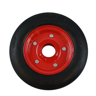 Black Rubber Wheel - BKS28070F.jpg