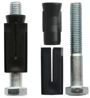Expanding Adaptor Round for bolt hole mount castors - EXP-Q22M10KIT.jpg