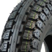 Grey Pneumatic Tyre - Ability Black Tread.JPG