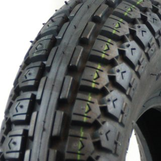 Grey Pneumatic Tyre - Ability Black Tread.JPG