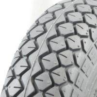 Grey Tyre Foam Filled - Primo Diamond Tread.JPG