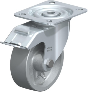 Heat resistant pressed steel swivel caster - LI-G100G-FI.jpg